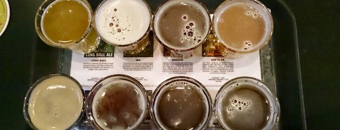 BridgePort Brew Pub is one of uwishunu portland.