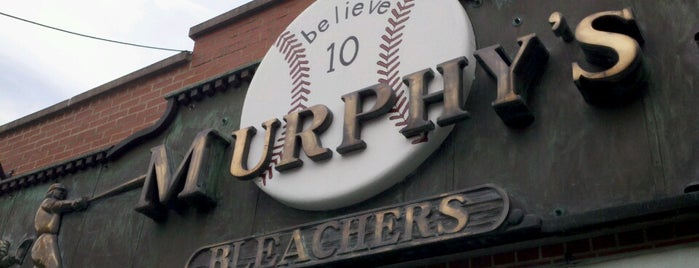 Murphy's Bleachers is one of 2013 Chicago Craft Beer Week venues.