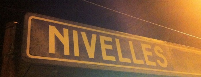 Gare de Nivelles is one of trains.