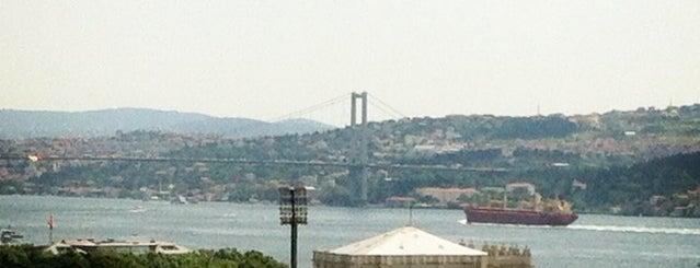 İTÜ Gümüşsuyu Öğrenci Yurdu is one of Paket Kahvaltım Yanimda.