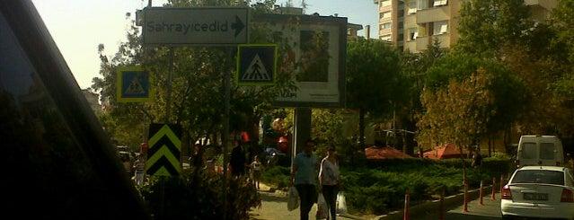 Sahrayıcedit is one of Gizem.