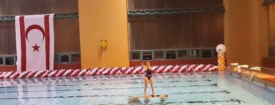 NEU Swimming Pool is one of YDÜ.