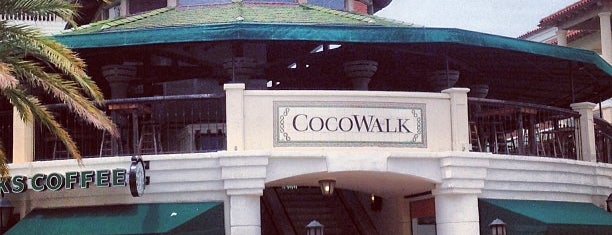 CocoWalk is one of Florida, FL.