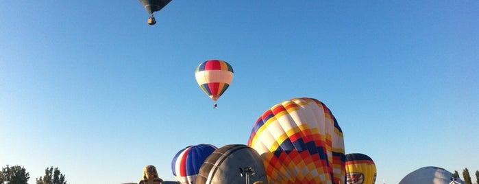 Balloons Festival is one of Sport per Tutti.