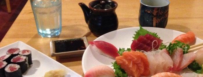 Taki Sushi is one of Bento (NY).