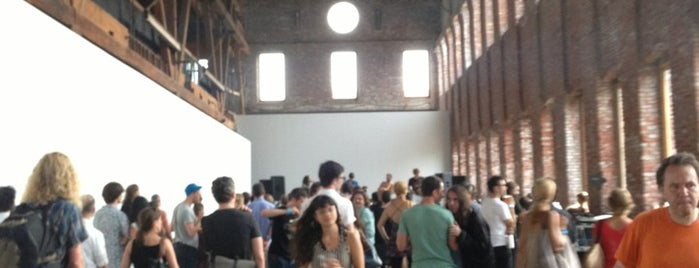 Pioneer Works is one of NYC what have I missed?.