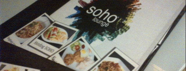 SOHO Lounge is one of 😍mks.