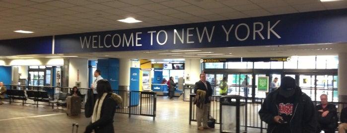 LaGuardia Airport (LGA) is one of AIRPORTS world.