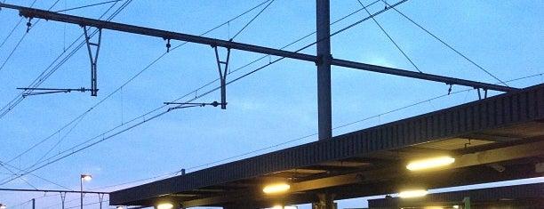 Station Oudenaarde is one of Bijna alle treinstations in Vlaanderen.
