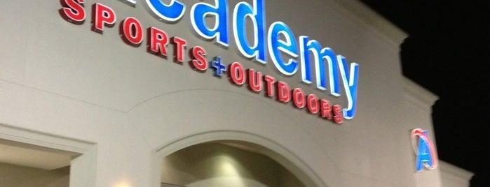 Academy Sports + Outdoors is one of Little Rock Gun Shops.