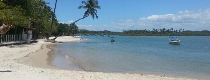 Ilha de Boipeba is one of Praia.
