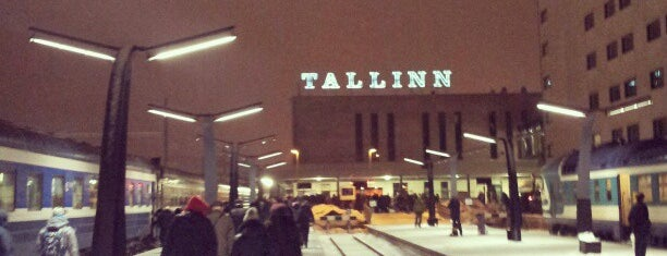 Baltic Station is one of Tallinn #4sqCities.