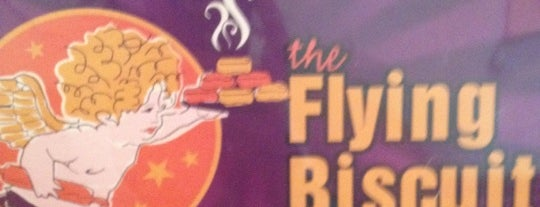 The Flying Biscuit Cafe is one of Top Spots.