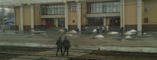 Ж/Д станция Иркутск-Сортировочный is one of Транссибирская магистраль.