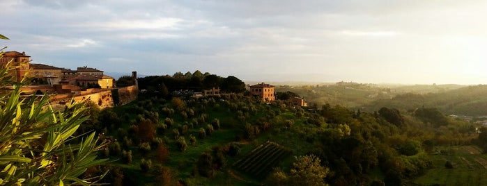 Terrazza S.Marco is one of 4sq Specials in Tuscany.