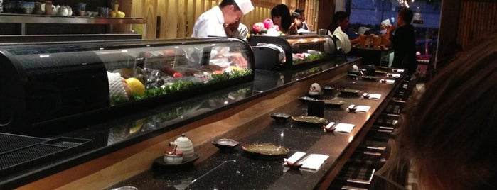 Kinme Restaurant is one of Japanese.