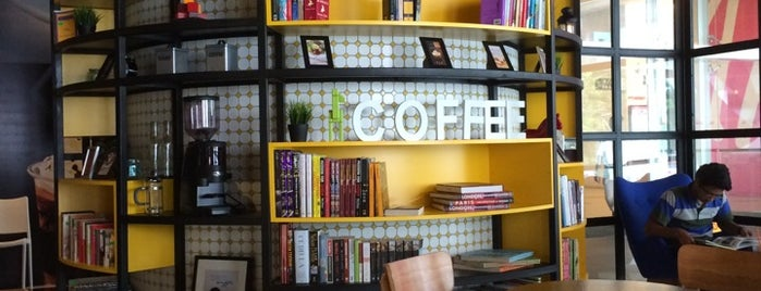 The Library Coffee Bar is one of KL/ Cheras.