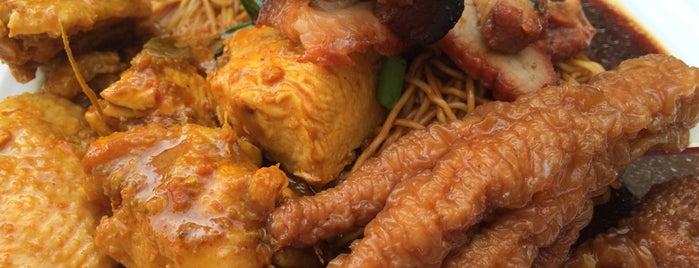 Restoran Golden Chopsticks is one of KL Cheap Eats.