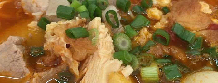 百家村风味 (Next Station) is one of KL Cheap Eats.
