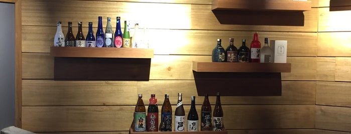 Nomi Tomo Sake Bar is one of The 15 Best Places for Bar Food in Kuala Lumpur.