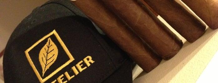 Badger's Cigar Den is one of Emilio Cigars Retailers.