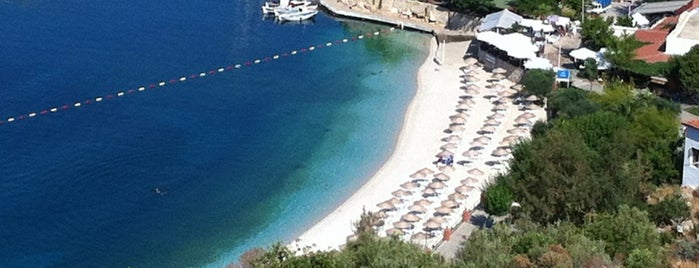 Kalkan is one of Liste.