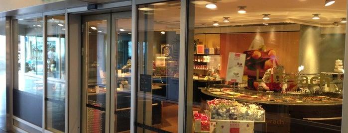 Läderach is one of Женева: Chocolatier.