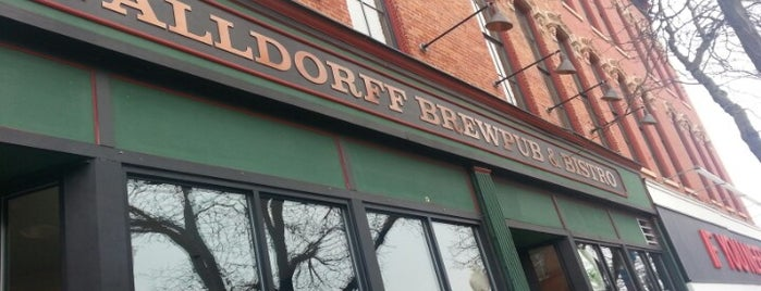 Walldorff Brewpub & Bistro is one of Fun Go-to-Spots.