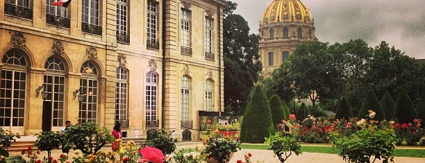 Musée Rodin is one of Dan's Places.