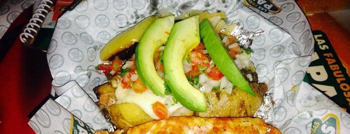 Las Fabulosas Papas is one of Las mejores taquerías de Guadalajara.