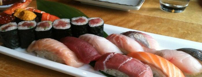 Sushi Taro is one of dc drinks + food + coffee.