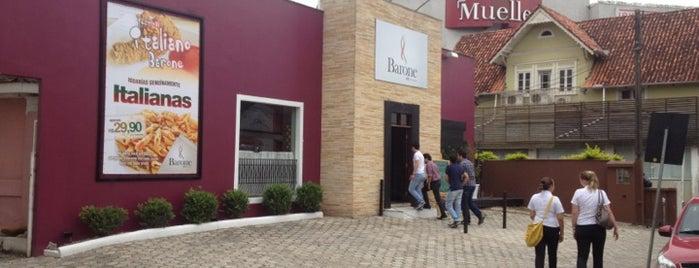 Barone Ristorante is one of Joinville.