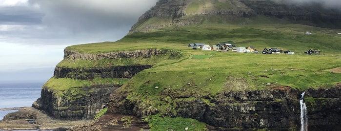 Múlafossur is one of Dream Destinations.