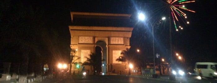 Simpang Lima Gumul Kediri is one of Best places in Kediri, Indonesia.