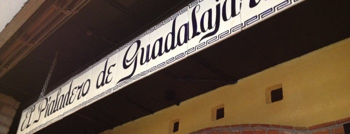 El Pialadero de Guadalajara is one of Restaurantes.