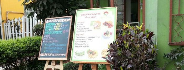 Sabor y Vida is one of Miraflores.
