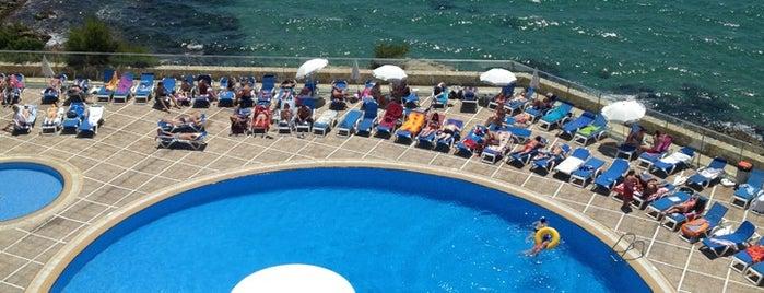 Hotel Best Negresco is one of Чисто мой список.