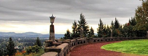 Rocky Butte is one of Portland.