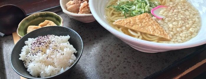 麺どころ 晃庵 御所店 is one of to do.