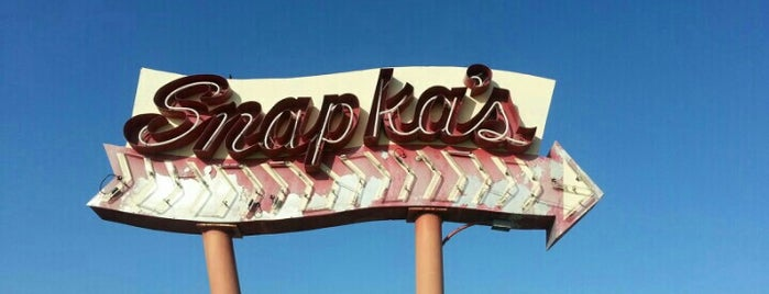 Snapka's Drive Inn is one of The 15 Best Places for Tacos in Corpus Christi.