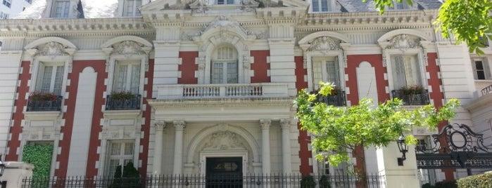 Suite La Mansión Presidential is one of BAs.