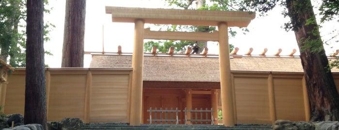 Ise Jingu Naiku Shrine is one of 旅行.