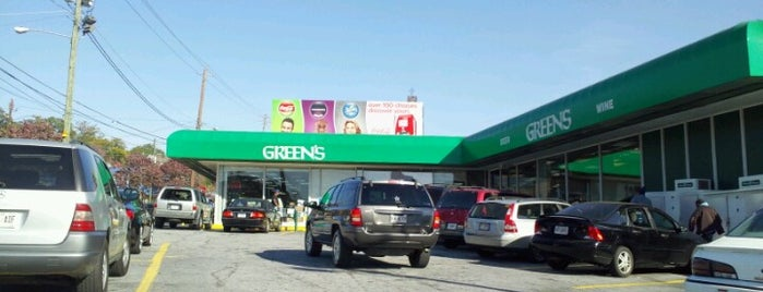 Green's Beverages is one of Atlanta At Its Best.