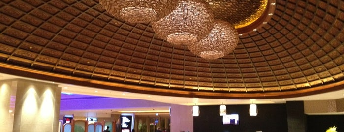 Sheraton Macao Hotel, Cotai Central is one of China.