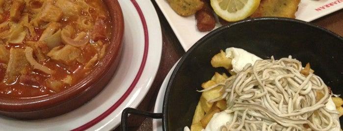Lizarran is one of Restaurantes que admiten cheques Gourmet.