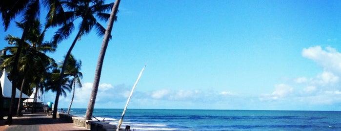 Praia de Boa Viagem is one of REC.