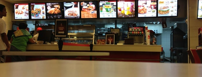 KFC is one of My 15 favorites places in San Pedro, Philippines.