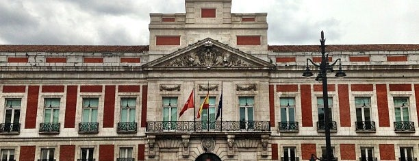 Puerta del Sol is one of AFTERNOON.