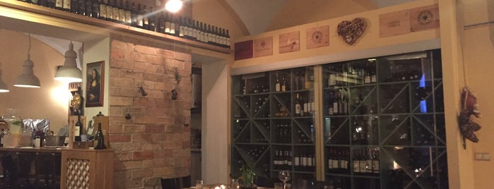 Osteria Dell'Opera is one of Dinner.