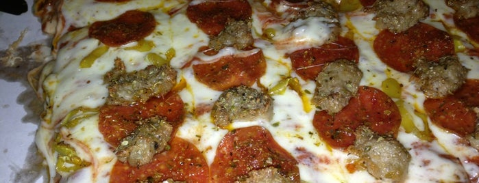Albano's Villa is one of Must-visit Food in Michigan City.
